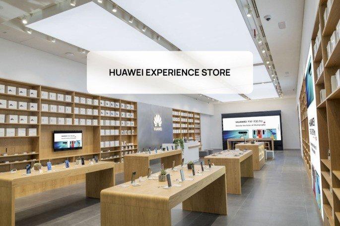 Huawei Experience Store UK