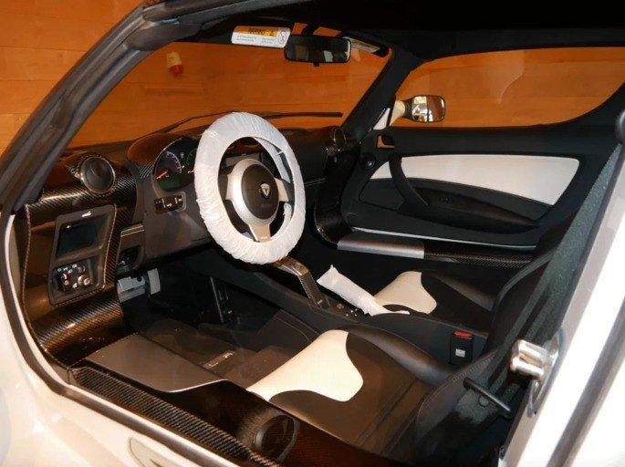 Tesla Roadster 1 milhão de euros