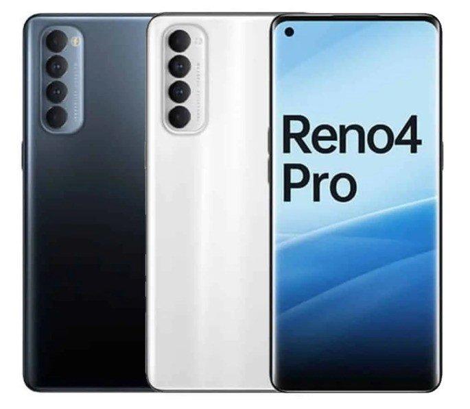 OPPO Reno4 Pro global