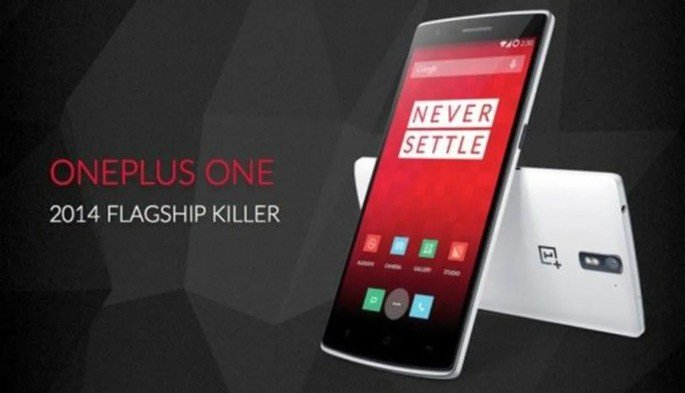 OnePlus One 2014 Android 10