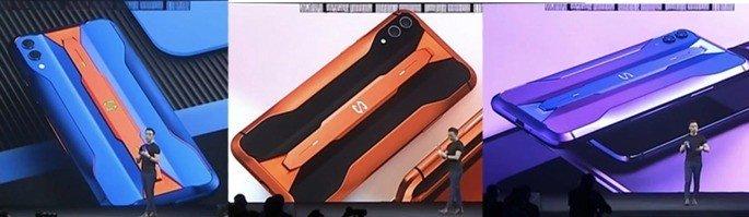 Xiaomi Black Shark 2 Pro Cores