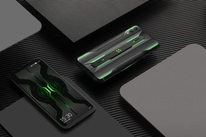 Black Shark 2 Pro Design