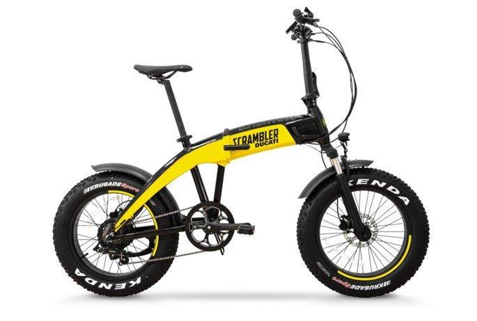 Ducati SCR-E bicicleta elétrica