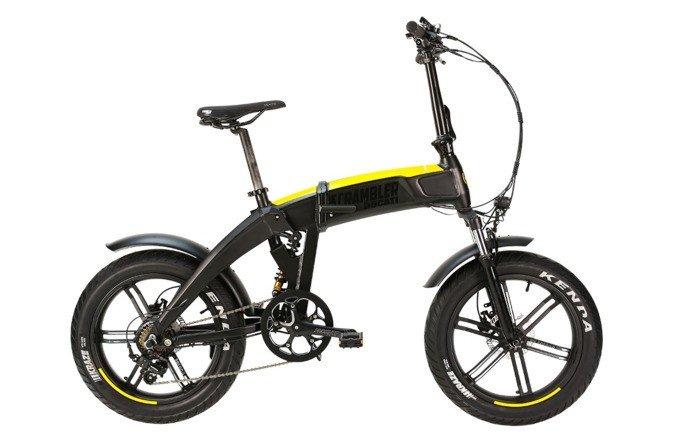 Ducati SCR-E Sport bicicleta dobrável