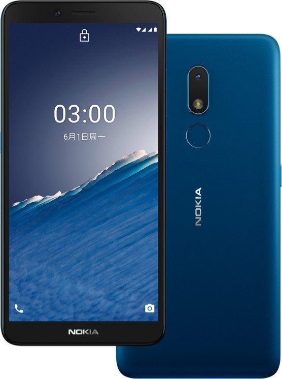 Nokia C3 oficial