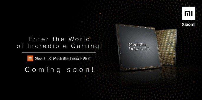 Xiaomi MediaTek Helio G90T Gaming