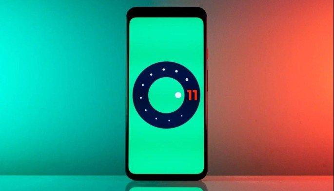 Android 11 câmara nativa