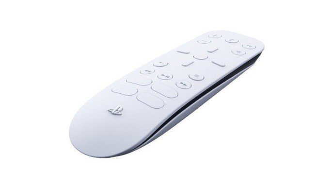 Comando multimédia PlayStation 5