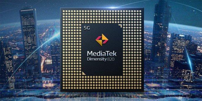 MediaTek processadores Huawei