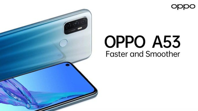OPPO A53 OnePlus Clover