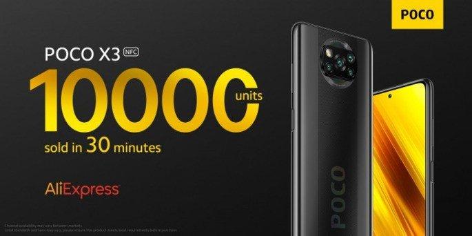Xiaomi POCO X3 NFC AliExpress