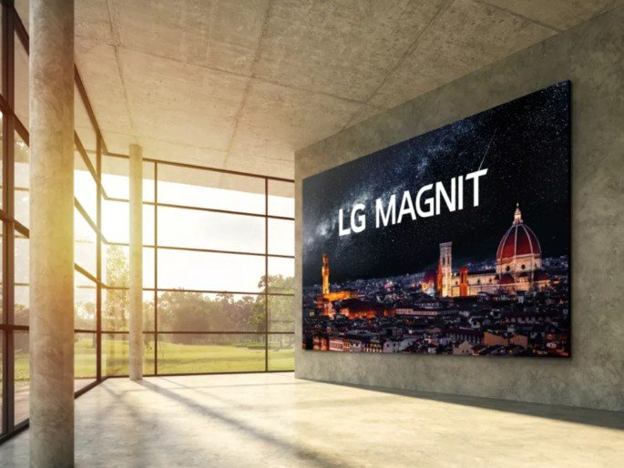 LG Magnit Smart TV