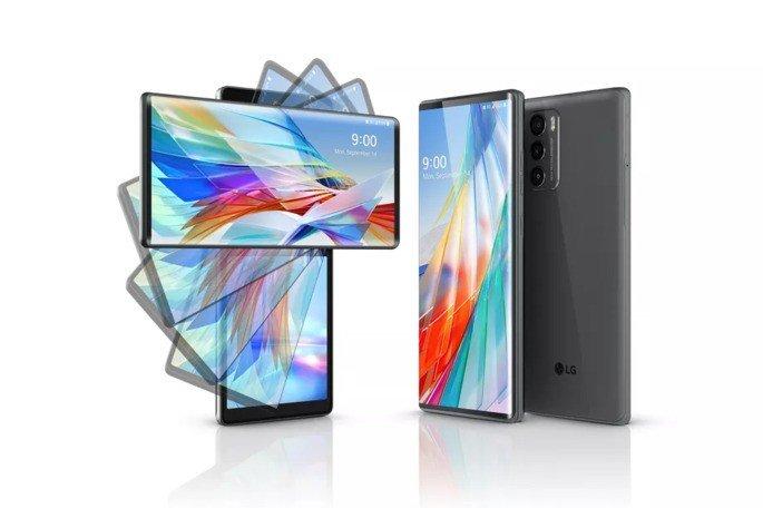 LG Wing design revolucionário