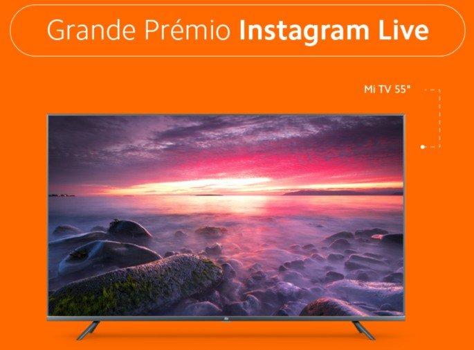 Xiaomi Mi TV 55 polegadas