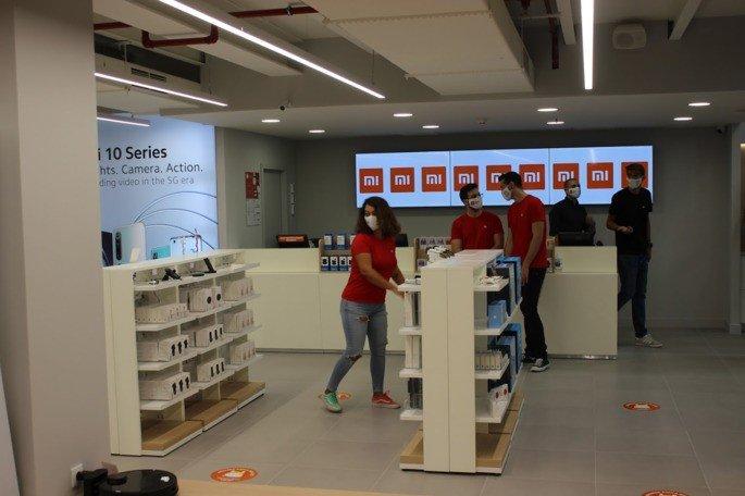 Xiaomi loja colombo caixa