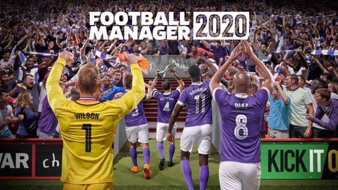 FM 2020 Football Manager
