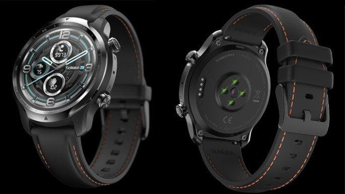 TicWatch Pro 3 WearOS smartwatch