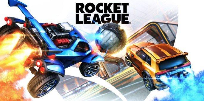 Rocket League Epic Games Grátis