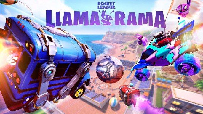 Rocket League Llama-Rama