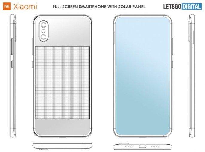 Xiaomi painel solar