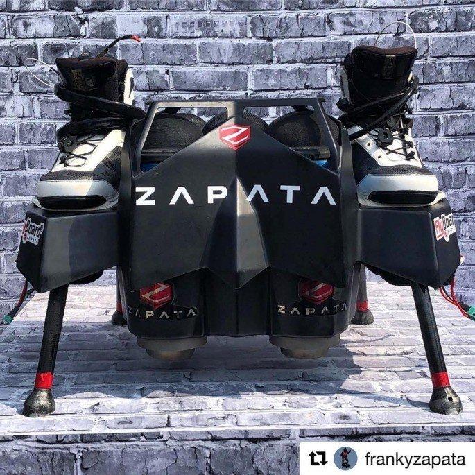 Hoverboard Zapata