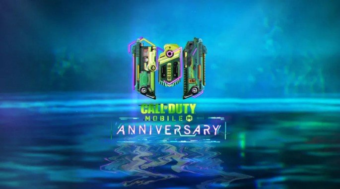 Cod Mobile aniversário