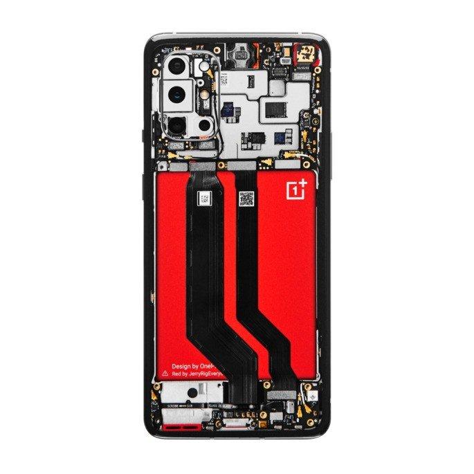 OnePlus 8T teardown skin