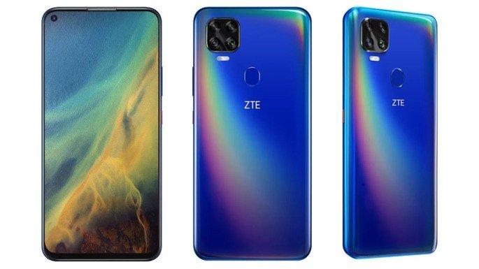 ZTE V2020 5G