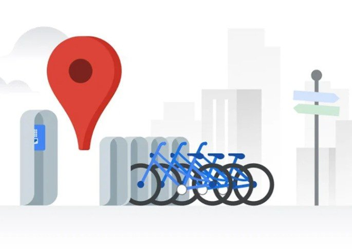 Google Maps bicicleta ciclistas