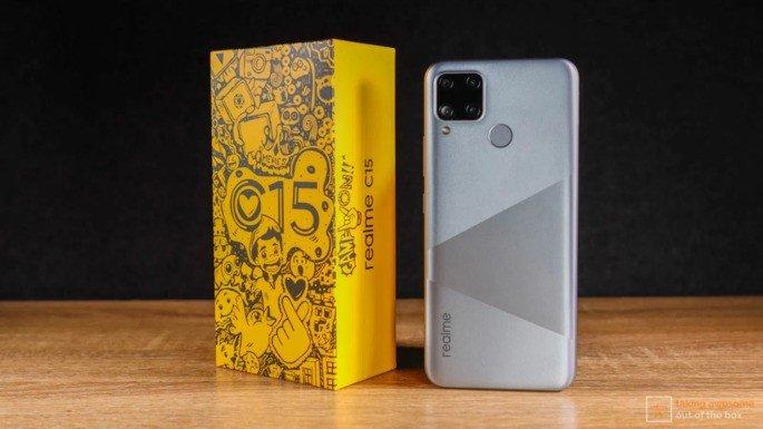Realme C15 Qualcomm Edition