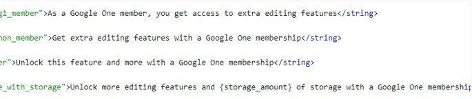 Google Fotos ferramentas de edição Google One