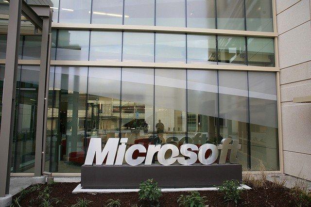 Microsoft roubo milhões de euros