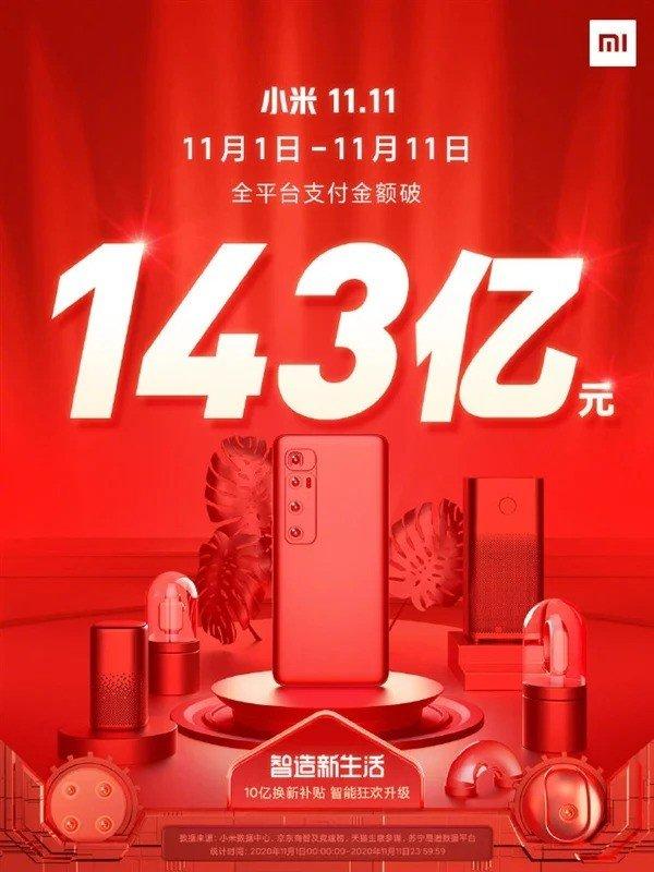 Xiaomi Singles Day