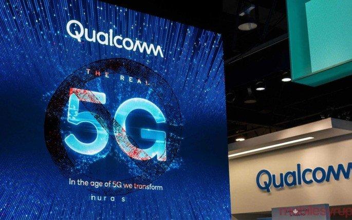 Huawei Qualcomm sem produtos 5G