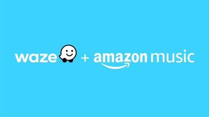 Waze Amazon Music Unlimited