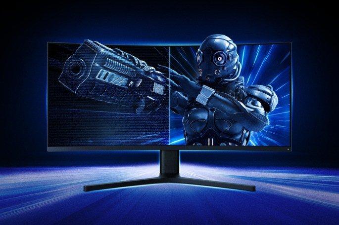 Xiaomi monitor gaming
