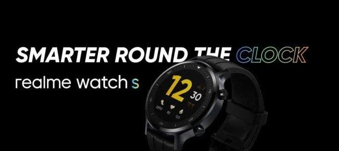 Smartwatch Realme Watch S Portugal