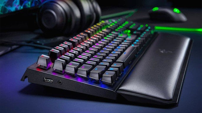 Razer BlackWidow Teclado