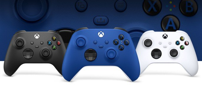 Microsoft Apple comando Xbox Series X