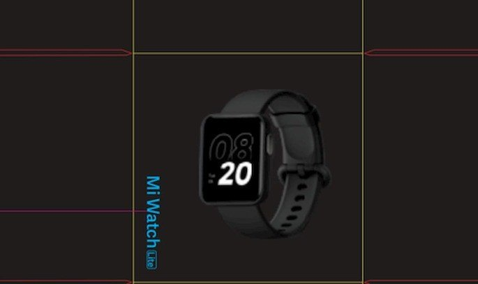 Design do Xiaomi Mi Watch Lite / Redmi Watch