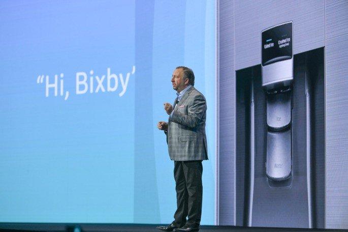 Hi Bixby segurança Samsung