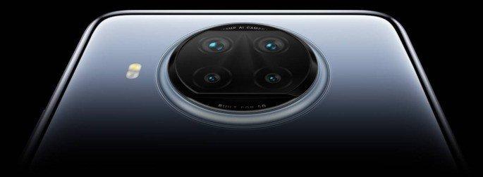 Xiaomi Redmi Note 9 5G câmaras