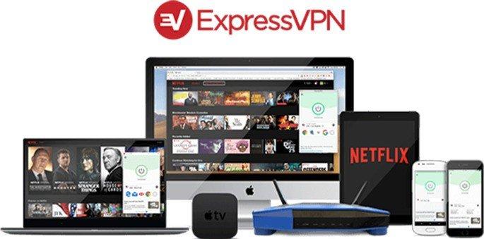 ExpressVPN dispositivos Netflix
