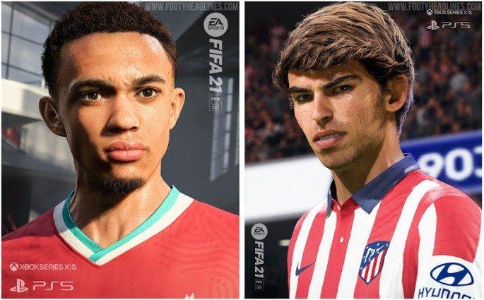 FIFA 21 realismo João Félix