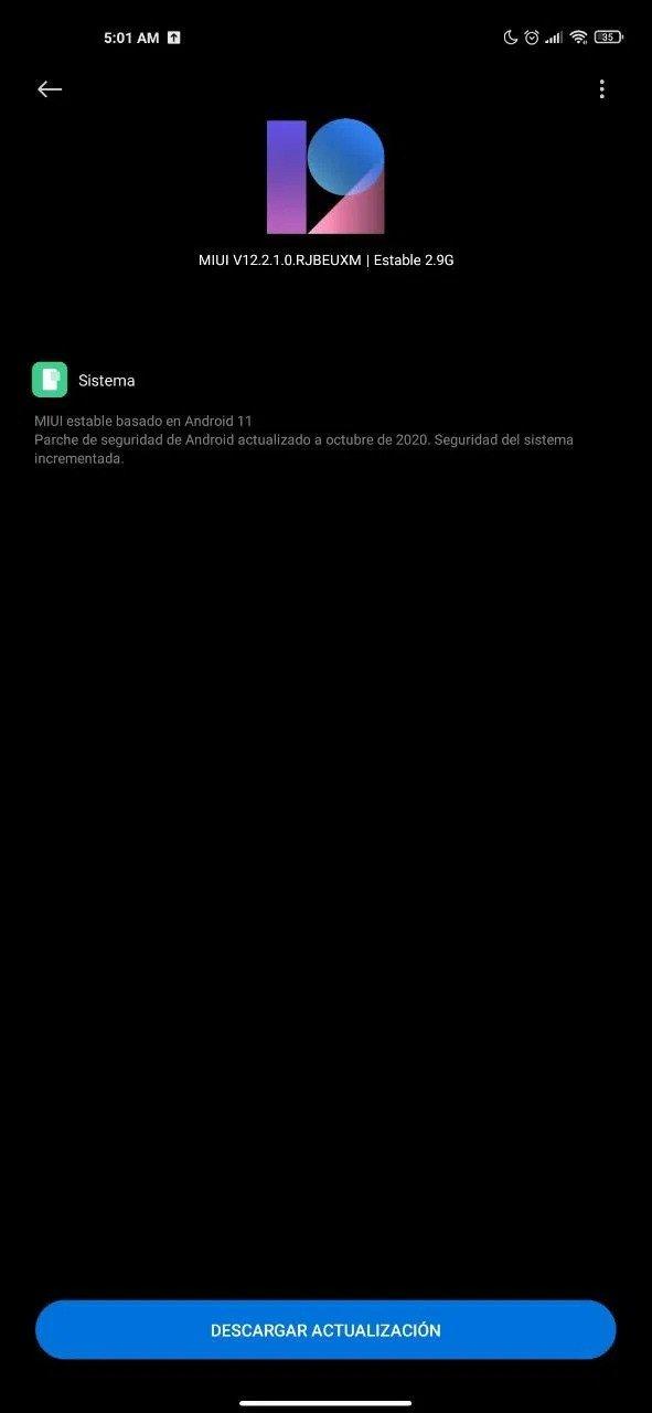Xiaomi Mi 10 Pro Android 11 Europa