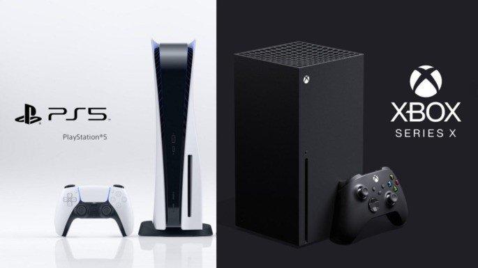 PS5 XSX