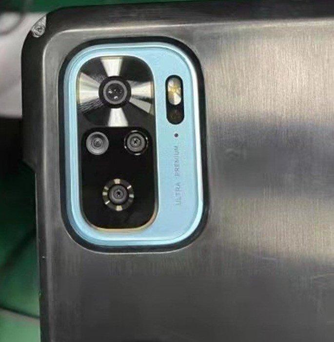 Xiaomi Redmi K40 fotografia