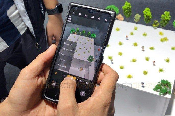 Realme smartphone 64MP