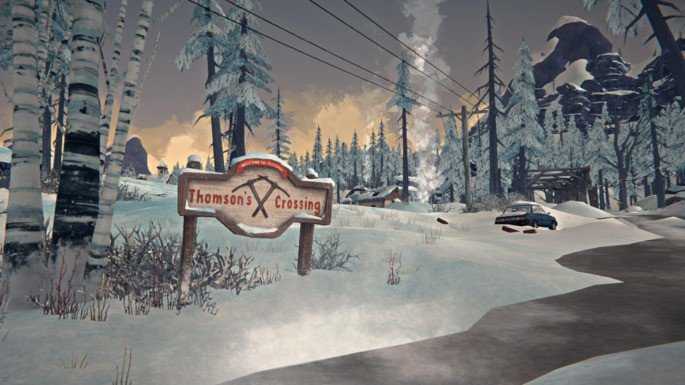 The Long Dark Epic Games Store