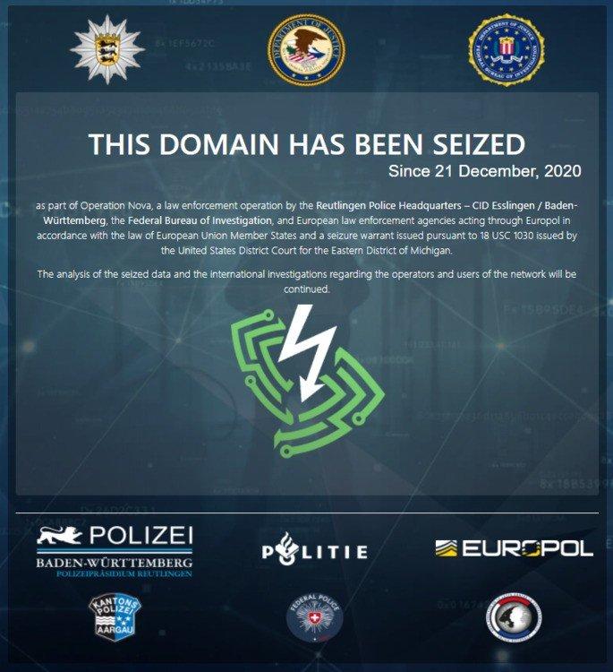 VPN criminosa